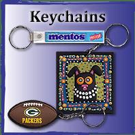 Custom PVC Keychains